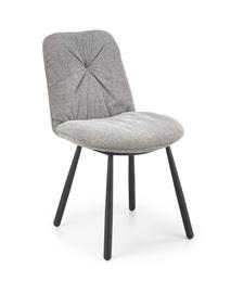 Ēdamistabas krēsls Halmar K422, pelēka