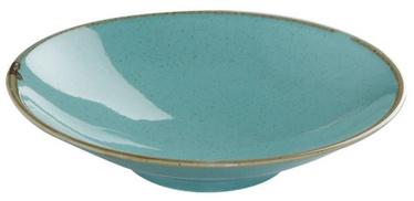 Šķīvis Porland Seasons, gaiši zila
