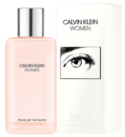Гель для душа Calvin Klein Women, 200 мл