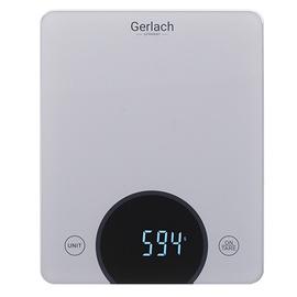 Электронные кухонные весы Gerlach GL 3172s, серый