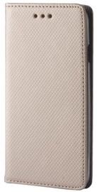 GreenGo Smart Magnet Book Case For Xiaomi Redmi 5 Plus Gold