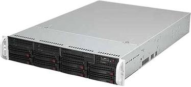 Корпус сервера Supermicro CSE-825TQC-600LPB, белый/серебристый