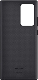 Samsung Note 20 Ultra Hard-Cover SIlicon Cover Mystic Black