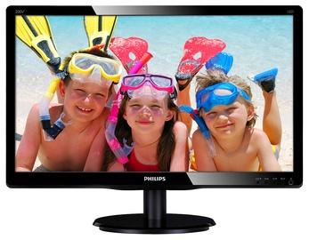 Монитор Philips 200V4QSBR, 19.5″, 8.5 ms