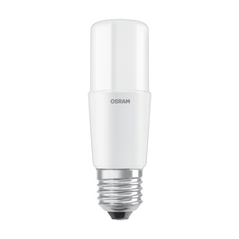Spuldze Led Osram Stick76, 10W, E27, 4000K, frosted