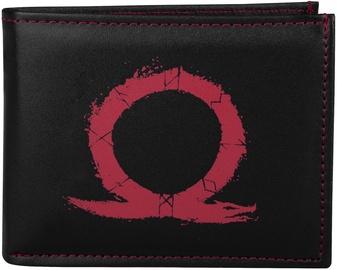 Licenced God Of War Serpent Logo Wallet Black