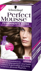 Schwarzkopf Perfect Mousse Permanent Foam Color 500 Medium Brown
