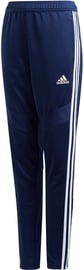 Adidas Tiro 19 Training Pants JR Blue 140cm