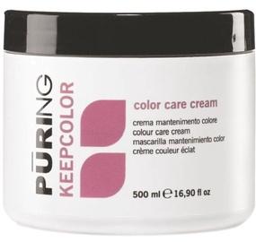 Маска для волос Pūring Color Care Cream, 500 мл