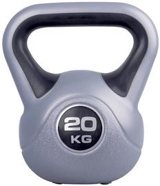 inSPORTline Dumbbell Vin-Bell Black 20kg