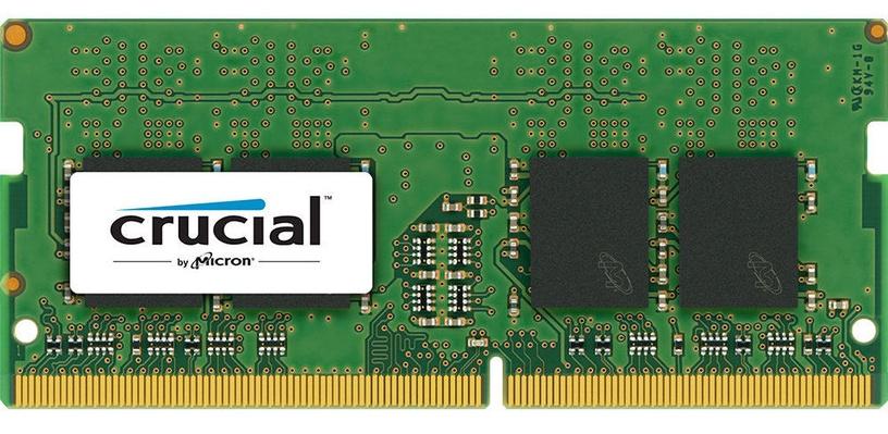 Operatīvā atmiņa (RAM) Crucial CT8G4SFS824A DDR4 (SO-DIMM) 8 GB CL17 2400 MHz