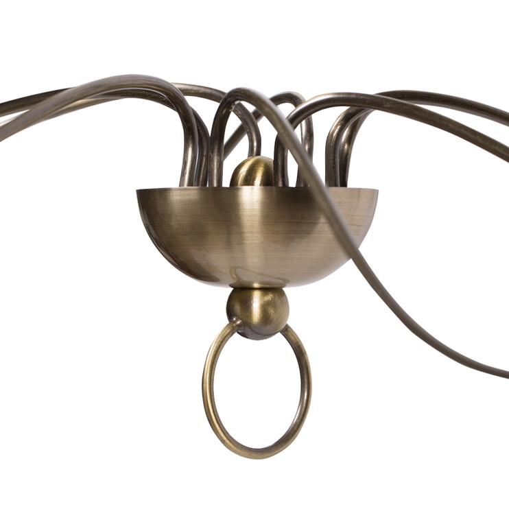 LAMPA GRIESTU MARIANA MD9668-8 8X60W E14