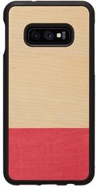 Man&Wood Miss Match Back Case For Samsung Galaxy S10e Black