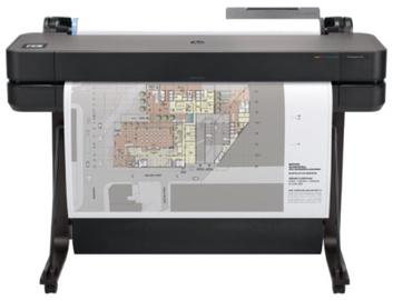 Струйный принтер HP DesignJet, цветной