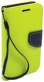 Telone Fancy Diary Bookstand Case LG H635 G4 Stylus Light Green/Blue