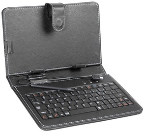 "Tracer 7-8"" Tablet Case w/ Keyboard"