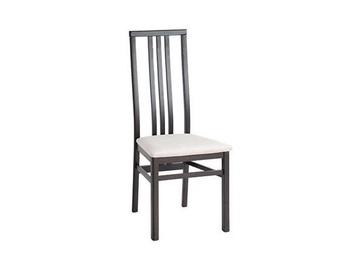 Ēdamistabas krēsls Black Red White Trio 2 Beige/Wenge