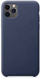 Hurtel Eco Leather Back Case For Apple iPhone 11 Pro Blue