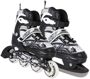 Nils Extreme NH10927 2in1 Black 31-34