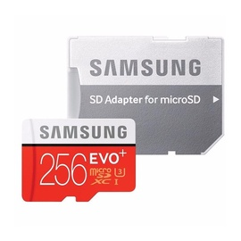 ATMIŅAS KARTE SDXC EVO+ MB-MC256GA (SAMSUNG)
