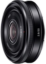 Objektīvs Sony E 20/2.8, 69 g
