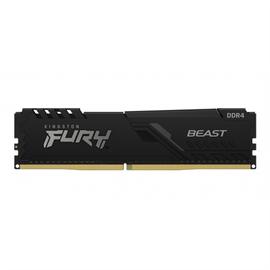 Оперативная память (RAM) Kingston Fury Beast Single DDR4 16 GB CL16 3200 MHz