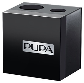 Pupa Double Pencil Sharpener 1pcs Black