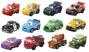 Rotaļlieta automodelis cars 3 gkf65