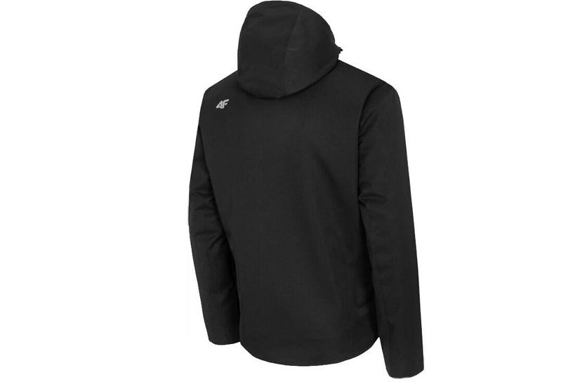 4F Mens Jacket H4Z20-KUM001-20S Black S