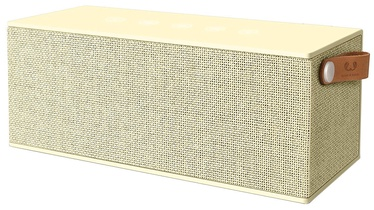 Bezvadu skaļrunis Fresh 'n Rebel Rockbox Brick XL Fabriq Buttercup, 20 W