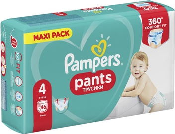 Pampers Pants S4 46