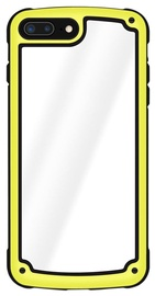 Hurtel Solid Frame With Bumper For Apple iPhone 7 Plus/8 Plus Yellow