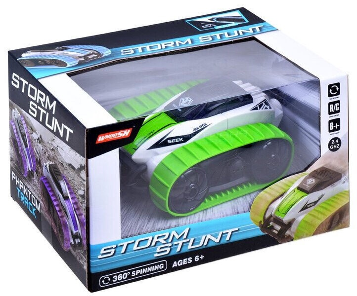Tanks Storm Stunt