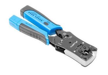 Lanberg Universal Crimping Tool RJ-45 RJ-11 + Tester NT-0203