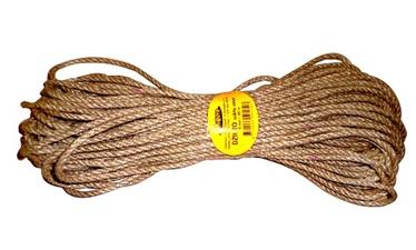 Virve Duguva Jute Rope D4mm 30m Brown