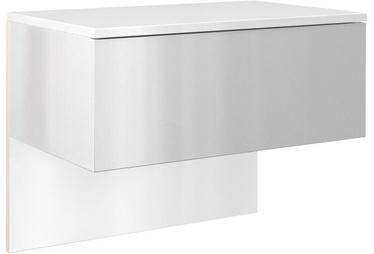 Ночной столик Top E Shop Lili, белый, 61x35x46 см