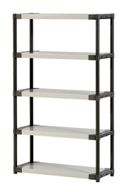 Grosfillex Storage Shelf Workline XL105 105x39x175cm