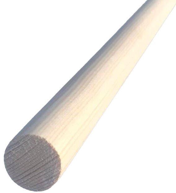 Dārza instrumentu kāts Ingrid Wooden Handle D3.8cm 220cm