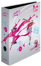 Herlitz Lever Arch File A4 Move It Pink
