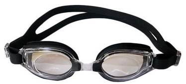Crowell Swimming Goggles 9918 Black Transparent