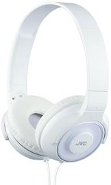Austiņas JVC HA-S220 White