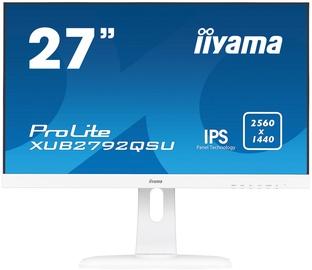 "Monitors Iiyama XUB2792QSU-W1, 27"", 5 ms"