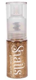 Bērnu kosmētikas komplekts Snail Body & Hair Glitter Gold, 25 ml