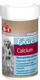 Пищевые добавки для собак 8in1 Exel Calcium 300ml