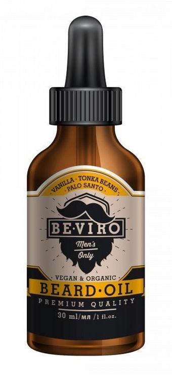 Be Viro Beard Oil 30ml Vanilla