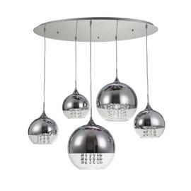 Gaismeklis Maytoni Fermi Ceiling Lamp 5X60W E27 P140-PL-170-5-N