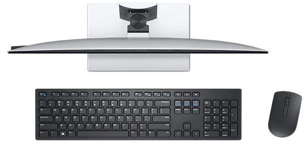 "Monitors Dell UltraSharp U2419HC, 24"", 8 ms"