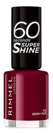 Rimmel London 60 Seconds Super Shine 8ml Nail Polish 712