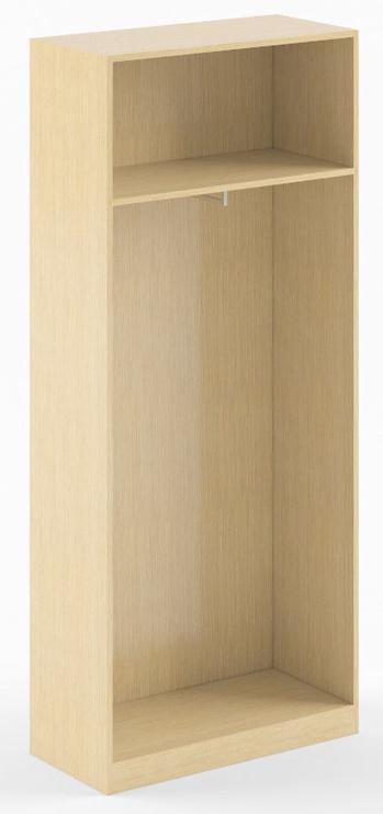 Skyland Simple Wardrobe Frame SRW 60-1 Legno Light