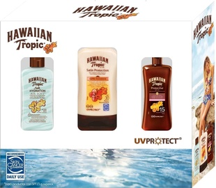 Комплект Hawaiian Tropic UV Protect SPF30, 150 мл